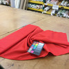 """4.8 Yard Piece of Flag Weight Red Nylon   60"""" Wide   Indoor / Outdoor   NEW-347-01-REM11"""