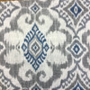 """Shabby Chic Damask   Canvas Home Decor Fabric   54"""" Wide   By the Yard"""