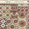 """Patchwork Decorative Damask 