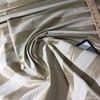 """Tan Two Toned Vertical Wide Stripes 