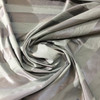 """Two Toned Gray Vertical Wide Stripes   Home Decor Fabric   Drapery / Light Upholstery   54"""" Wide   By the Yard"""