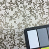 """Beige / Taupe Jacquard 
