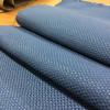 "Ocean Blue Basketweave   Upholstery Fabric   54"" Wide   By the Yard"