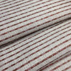 """Plot Lines Paprika   Upholstery / Slipcover Fabric   54"""" Wide   By the Yard"""