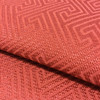 """Oberland Coral   Upholstery / Slipcover Fabric   54"""" Wide   By the Yard"""