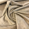 """Indulgence in Chocolate Brown   Microfiber Velvet Fabric   Upholstery   Valley Forge   54"""" Wide   By the Yard"""