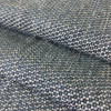 """Dark Blue and White Micro Check 