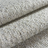 """Off White / Gray Textured Weave   Kirkpatrick in Graphite by Richloom   Heavy Upholstery Fabric   54"""" Wide   By the Yard"""