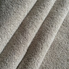 """Beige Medium-Pile Microfiber   Heavy Upholstery Fabric   54"""" Wide   By the Yard"""