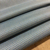 """Blue and Gold Patterned Weave   Upholstery Fabric   54"""" Wide   By the Yard"""