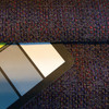 """Textured Weave Purple / Red / Grey 