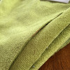 """Solid Citron Green Soft Low-Pile Boucle 