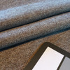 """Heathered Brown Soft Brushed Texture   Lightweight Upholstery / Slipcover Fabric   54"""" Wide   By the Yard"""