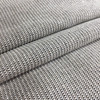 """Beige / Black Textured Weave   Heavyweight Upholstery Fabric   54"""" Wide   By the Yard"""