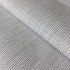 """Two Toned White / Silver   Upholstery / Slipcover Fabric   54"""" Wide   By the Yard"""
