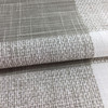 7 Yard Piece of Buffalo Plaid Taupe / White   Home Decor Fabric   Premier Prints   54 Wide   By the Yard