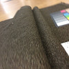"""Boucle Textured Weave in Mottled Brown / Black 