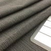 """Textured Weave in Black   Heavyweight Upholstery / Slipcover Fabric   54"""" Wide   By the Yard"""