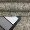 """Decorative Weave in Grey / Off-White 