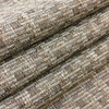 """Tracy in color Brown   Geometric Weave in Dark Brown   Heavyweight Upholstery / Slipcover Fabric   54"""" Wide   By the Yard"""