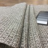 """Spokane in color Metal   Grey / Off-White / Black   Heavyweight Upholstery / Slipcover Fabric   54"""" Wide   By the Yard"""