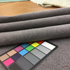 """Heathered Dark Taupe   Heavyweight Upholstery / Slipcover Fabric   54"""" Wide   By the Yard"""