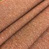 """Brick Orange Rustic Weave 