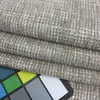 """Variegated Basketweave in Gray / White / Beige 