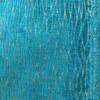"""Wavy Textured Teal Blue with Tan 