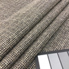 """Gray and White Slub Weave 