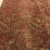 """Ballintrae in color Brandy   Burgundy / Brown Paisley Jacquard   Chenille Upholstery Fabric   54"""" Wide   Heavy Weight   By the Yard"""