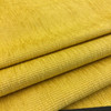 """Dupre in color Canary Yellow   Low-Pile Chenille Upholstery Fabric   54"""" Wide   Heavy Weight   By the Yard"""