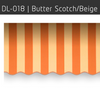 """Butter Scotch/Beige 47"""" Awning / Marine 