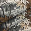 "Winter Camo   Automotive Headliner   Foam-Backed   1/4"" Thick   54"" Wide   Bag Stabilizer / Sew Foam   By the Yard"