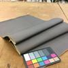 "Dark Brown Weave Textured Vinyl Headliner - Foam-Backed | 3/16"" Thick | 54"" Wide | Bag Stabilizer / Sew Foam | By the Yard"
