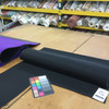 """Black Fabric Covered (Front and Back) Automotive Headliner Foam 