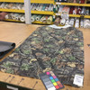 """Camouflage Automotive Headliner - Foam-Backed   1/8"""" Thick   54"""" Wide   Bag Stabilizer / Sew Foam   By the Yard"""