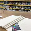 "Beige Herringbone Twill   Heavyweight Upholstery / Slipcover Fabric   54"" Wide   By the Yard"
