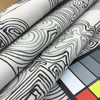 """Cultivation in color Linen 