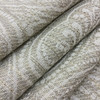"""Edgecliff in color Mist   Swirls and Textured Slub Weave   Grey / Beige   Heavyweight Upholstery / Slipcover Fabric   54"""" Wide   By the Yard"""