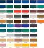 "1.5 Yard Piece of Silver Sunbrella Awning & Marine Fabric 60"" 6051-0000 -"