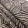 """Doba in Bark   Abstract in Brown and Beige   Upholstery / Drapery Fabric   Robert Allen   54"""" Wide   By the Yard"""