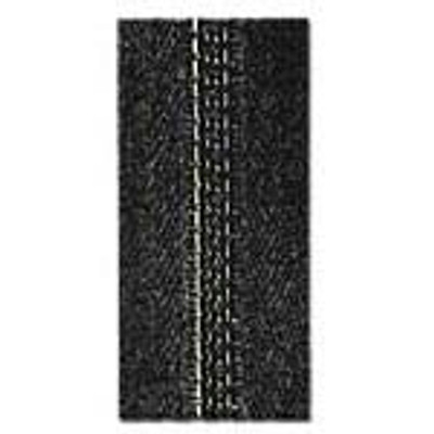 Image for #5 Marine Chain Zipper Black At Fabric Warehouse