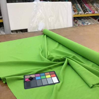 """Lime Green Aftermarket Indoor / Outdoor Furnture Weight Fabric 