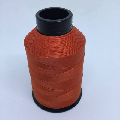 Orange Upholstery Thread | High Spec Bonded Nylon B69 | 4oz. Spool | EXTRA STRONG