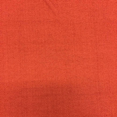 Red Canvas Basketweave Upholstery Fabric   By The Yard   54