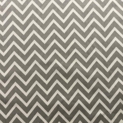 """Gray and White Chevron 