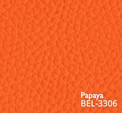 "Papaya Orange  - Spradling Beluga Softside Marine Vinyl Fabric | 54""W | BTY"