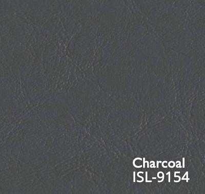 "Charcoal   - Spradling ISLANDER Softside Marine Vinyl Fabric | 54""W | BTY"