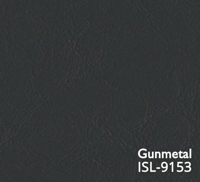 "Gunmetal  - Spradling ISLANDER Softside Marine Vinyl Fabric | 54""W | BTY"
